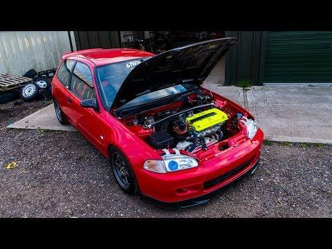 TELLING YOU MY JDM BUILD SECRETS!!! Honda Civic EG6 VTEC : Full Mod List & Car Build History