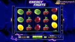 Energy Fruits Slot Machine By BF Games ✅ Gameplay ⏩ DeluxeCasinoBonus
