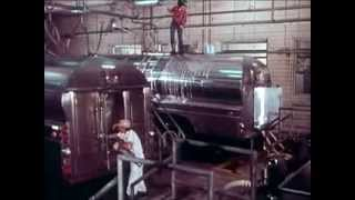History of Hershey's Chocolate - The Great American Chocolate Factory - CharlieDeanArchives
