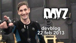 DayZ Devblog 22 February 2013