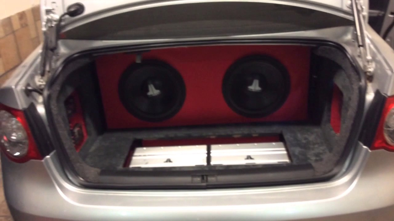 Nueva Instalaci 211 N P T 9 Set De Medios Trasero Car Audio Hd Youtube