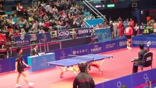 Repeat youtube video China  -The King In The World-  Table Tennis HD