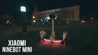 Транспорт будущего   Xiaomi Ninebot Mini  Исповедь наездника гироскутера