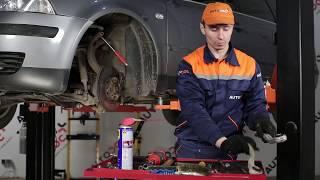 Montage Bras oscillant de suspension VW PASSAT Variant (3B5) : vidéo gratuit