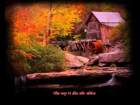Thu Quyến Rũ - Autumn Romance (Karaoke - Sing Along Song)