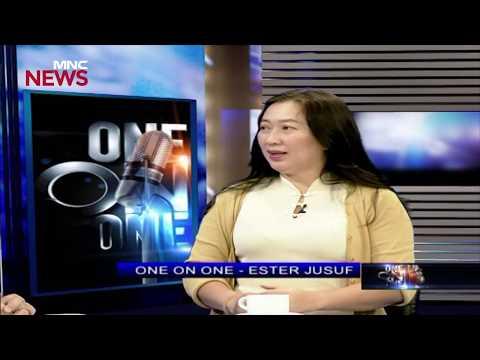 Cerita Ester Jusuf Pernah Dit3mb4k Mengenai Punggungnya Part 04 - One On One 25/01