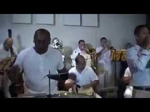 Video_RENZO PADILLA con Jimmy Delgado's Orchestra/ Salsa Wednesday's AFTER WORK PARTY