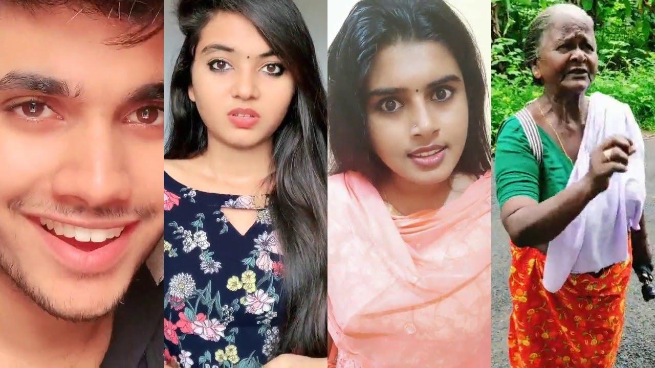 സ്വർഗം മണ്ണിൽ ഉണരുമ്പോൾ മാഞ്ഞുപോയൊരു.. | Tik Tok Malayalam | Latest Malayalam Tik Tok Videos