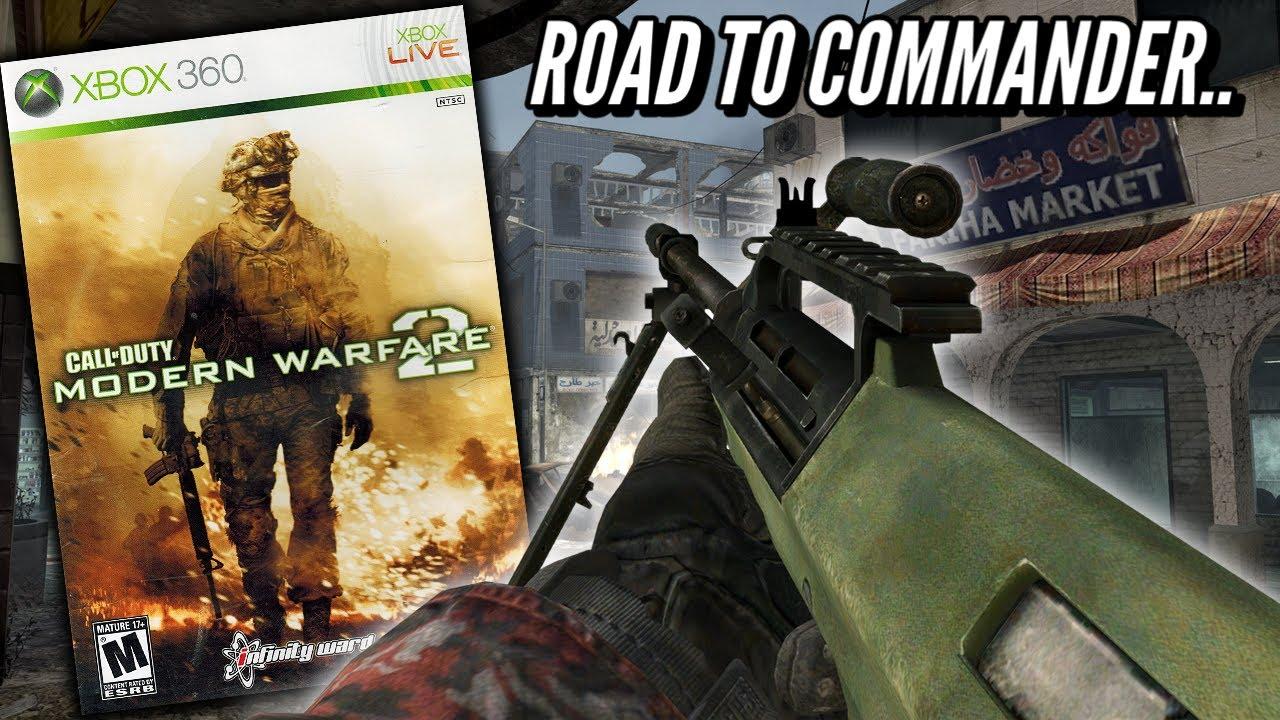 Download Modern Warfare 2 Road To Commander 2021...