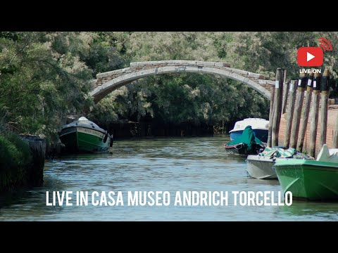 Passeggiata live presso Casa Museo Andrich Torcell...
