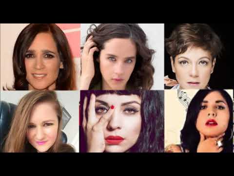 Julieta Venegas, Carla Morrison, Mon Laferte, Ximena Sarinana, Tania Brou y Natalia Lafourcade mix E