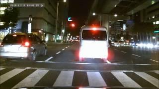 2016.11.12 名古屋 東新町交差点