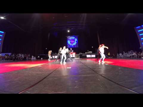 Steemroller | Street Dance Show Small Groups Adults | LT Spring Cup'15