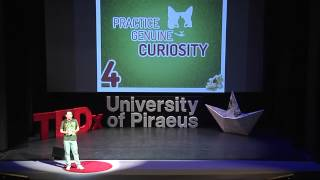 How I got to visit 79 countries & how can you do it too: Dey Dos at TEDxUniversityofPiraeus