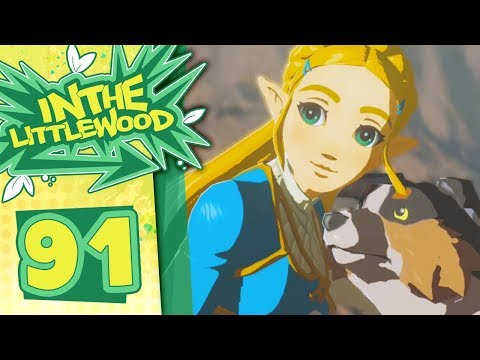 The Legend Of Zelda: Breath Of The Wild - Part 91 - Champion Daruk's Song