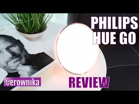 Philips Hue GO, compatible con Apple Home Kit | Review