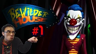 Bewilder House #1 - CLOWN DE MERDE - Gameplay/Commentaire Français [FR]