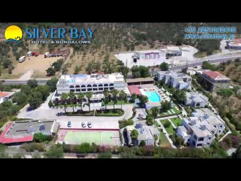 Silver Bay Hotel Mytilene Lesvos Island Greece