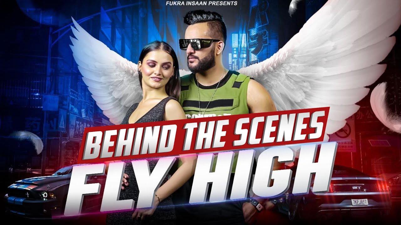 BEHIND THE SCENES || FLY HIGH || Fukra Insaan