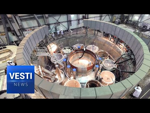 Russia Expanding Its Nuclear Program: World's Most Powerful Reactor to Enter Service Next Year!