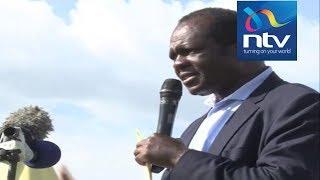 Jubilee SG Raphael Tuju's response to DP Ruto and allies