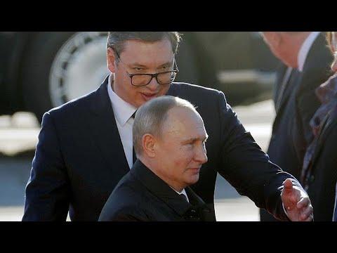 Putin acusa Kosovo de atiçar tensões nos Balcãs