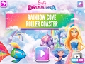 Barbie Rainbow Cove - Барби катается по радуге