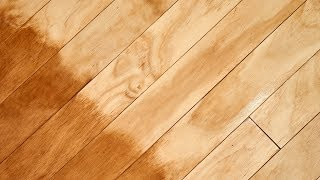 Can You Refinish Plywood Flooring?