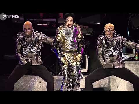 Michael Jackson - In The Closet - Live Munich 1997- Widescreen HD