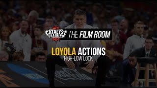High Low Look || Loyola Actions
