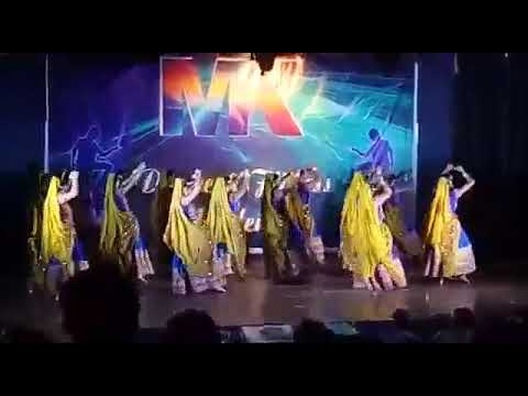 Mk Dance and Fitness Academy Annual Day 2017 Ladies Batch