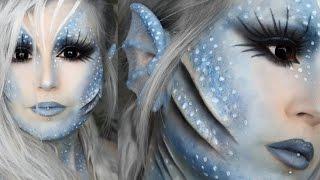 sea siren 🌊 makeup tutorial