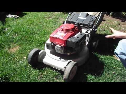Honda Lawnmower Compression Test Gxv120 Gxv140 Gxv160 Doovi