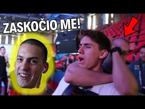 BAKA PRASE ME ZASKOČIO | Vlog BTF Banja Luka 2018 | TheSikrt
