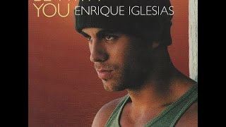 Enrique Iglesias- Just wanna be with you Lyrics HQ sound