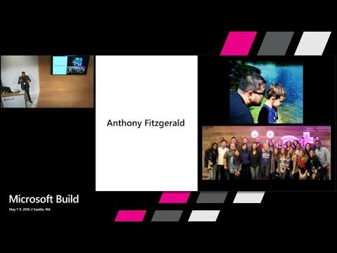 Building a technical talent pipeline : Build 2018