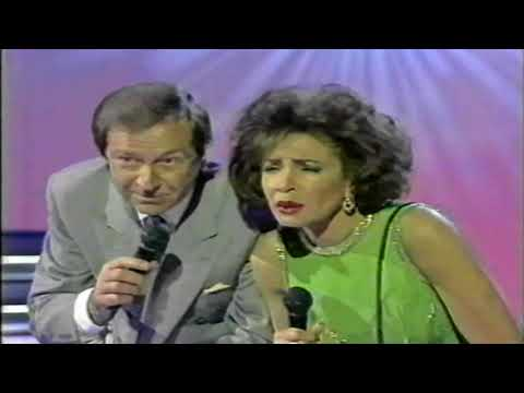 Shirley Bassey on Des O'Connor Tonight -1991-