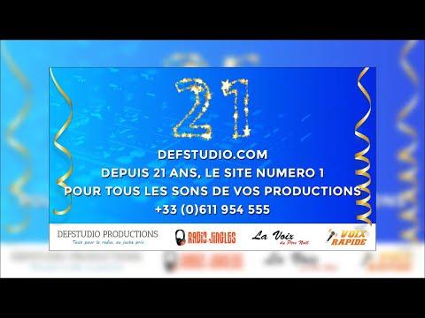 DEMO DEFSTUDIO PRODUCTIONS JOBS & MUSIK ANTILLES la radio n.o 1 sur l'emploi - juin2018