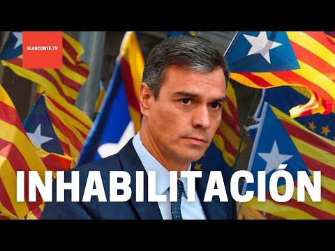 Alerta judicial en Moncloa: 50.000 personas se movilizan para que el Supremo inhabilite a Sánchez