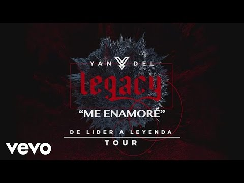 Yandel - Me Enamoré (Audio)
