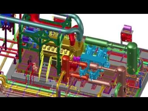 New Compressor Installation Design   Tech Transfer