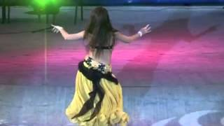 Zarina - Dança do Ventre - Solo de Derbake