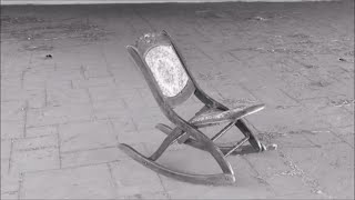 Abandoned Haunted Rocking Chair
