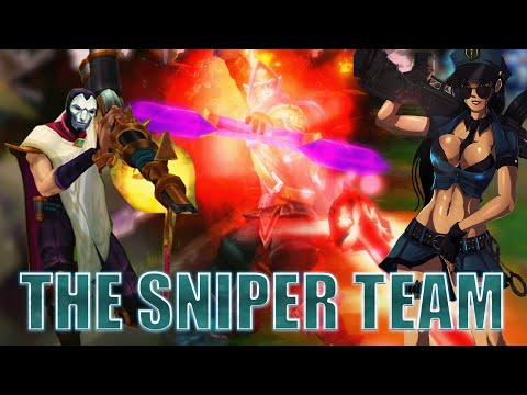 League of Legends: The Sniper Team