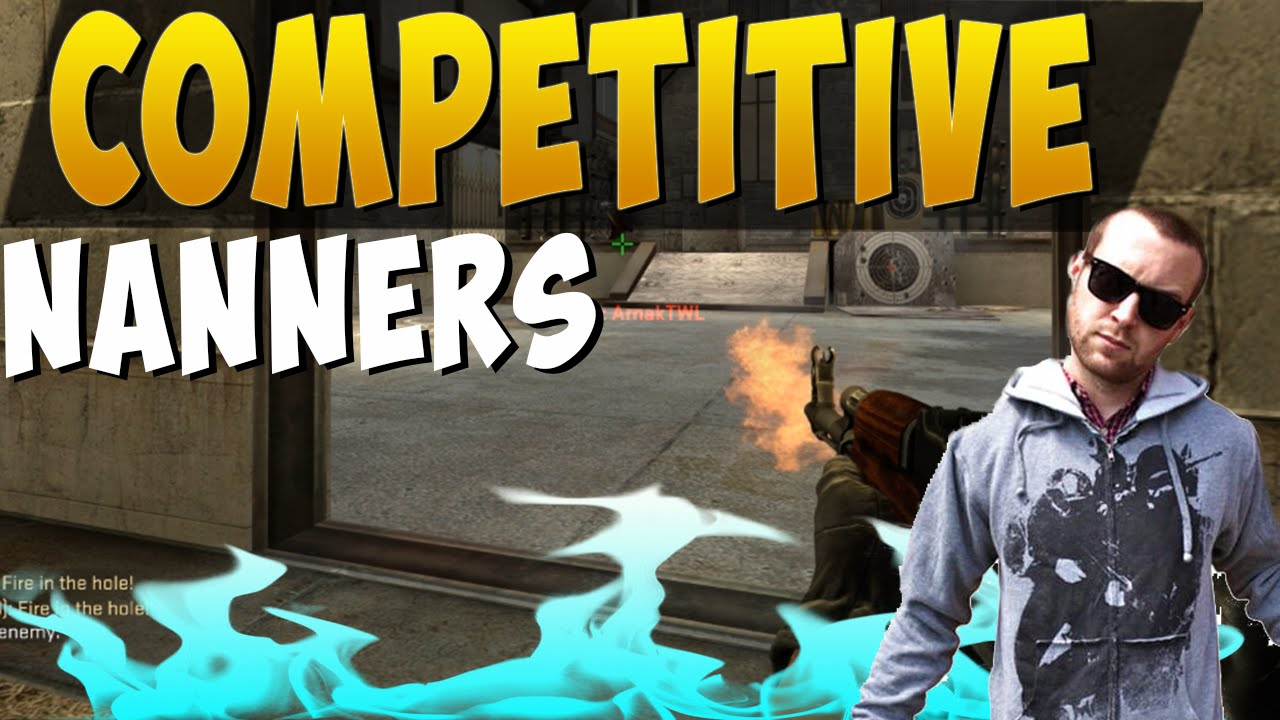 tejbz - CS:GO Matchmaking w/ Seananners Competitive Cache