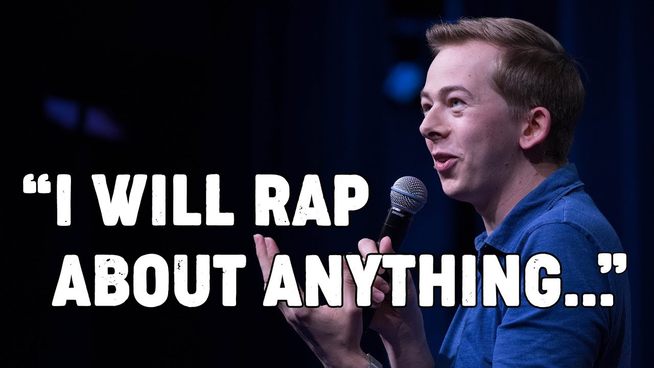 Download White Boy drops unbelievable freestyle rap