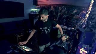 Ahay Khabar Dar - Homayoun Shajarian Live Remix Performance