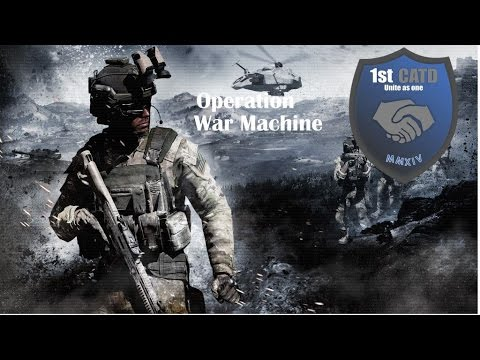 ArmA 3 [HD] Operation War Machine [Deutsch/German]