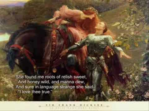 """La Belle Dame Sans Merci"" by John Keats (read by Tom O'Bedlam)"
