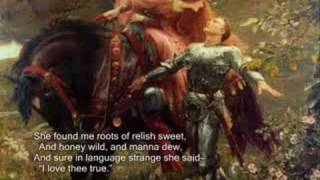 """La Belle Dame Sans Merci"" by John Keats (read by Tom O"